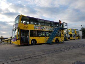 Insignia Wraps - Bus Wrap Service