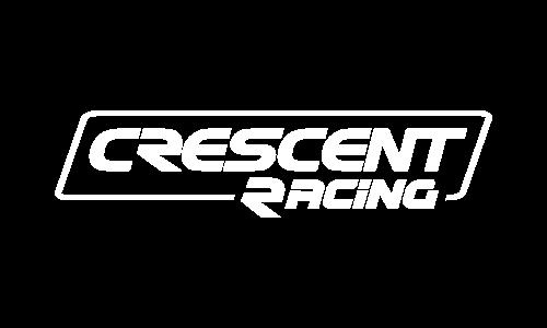 Crescent Racing Logo White