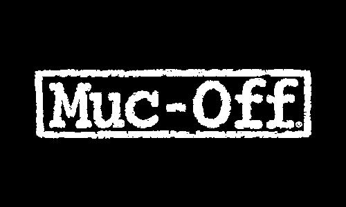 Muc Off Logo White